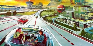 Closer Than We Think: 40 Visions Of The Future World According To Arthur Radebaugh