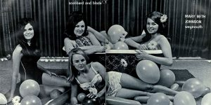Texas Tech University's Yearbook Featured Their Female Students As Playmates For 20 Years