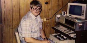 Electric Dreams: Amazing Portraits Of '80s Geeks