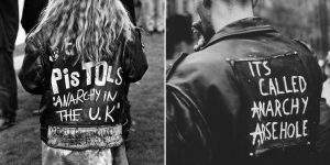 """""""A Duty To Offend"""": The Art Of The Punk Black Leather Jacket"""