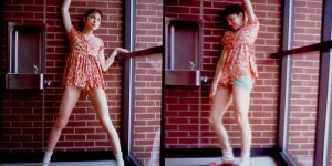 Rare And Beautiful Photos Of 18-Year-Old Freshman Madonna At The University of Michigan In 1976