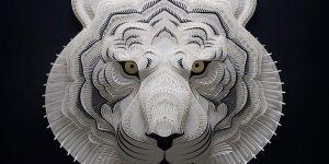 Layered 3D Sculpture Came To Life Using Customized Facebook 3D Photo