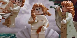 Amazing LEGO Creations Inspired By Classical Art Pieces