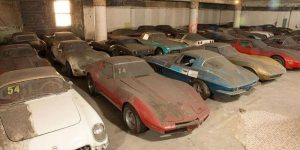 The Lost Corvettes: 36 Chevrolet Corvettes From NYC Barn Find To Be Raffled In Charity Sweepstakes