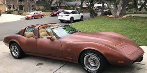 The Very Rare 1980 4-Door Chevrolet Corvette