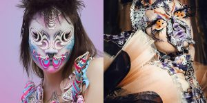 Meet Hungry, The Queen Of Distorted And Surreal Makeup