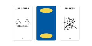 IKEA Tarot Cards Predict The Future Using Famous Flatpack Illustrations
