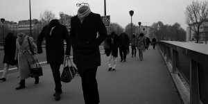 Invisible People: Stunning Street Photography Series Inspired By A True Story