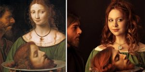 Russian Artists Recreate Famous Paintings And Have Much Fun