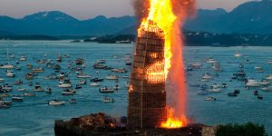 Slinningsbålet: The Battle For The Biggest Bonfire In The World