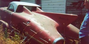 The 1958 Plymouth Tornado Concept Car Has Been Found And Restored