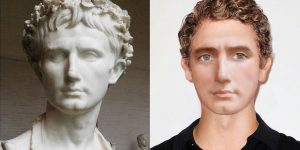 Here's What Julius Caesar, Cleopatra, Caligula And Others Would Look Like Today