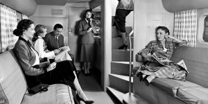 Inside A 1947 Boeing 377 Stratocruiser, The Largest And Fastest Aircraft In Commercial Service