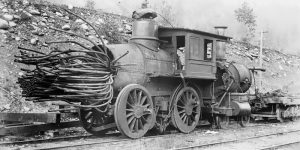 Bizarre Vintage Photos Of Steam Engines After A Boiler Explosion From The Late 19th And Early 20th Centuries