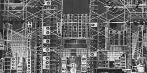 Amazing Vintage Photos Of The Grateful Dead's Wall Of Sound, 1974