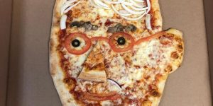 Anthony Faucheese, A Pizza Tribute to Anthony Fauci