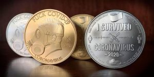 Fuck COVID-19: I Survived Coronavirus 2020 Coin Is Here!