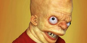 Artist Shows How Cartoon Characters Would Look In Real Life, And The Result Is Scary And Disturbing
