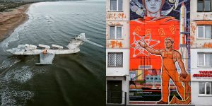 Photographer Travels Across Russia and Captures Forgotten Artefacts Of The Post-Soviet Era