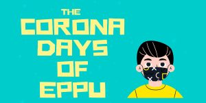 This Children's Illustration Ebook Focuses On 3-Year-Old Kid's Thoughts During Coronavirus