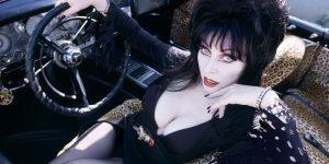 """Elvira, Mistress Of The Dark"": Stunning Photos of Cassandra Peterson in the 1980s"