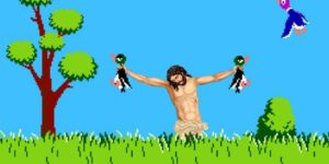 """Jesus Is Everywhere"" Project Photoshops Jesus In Everyday Situations"