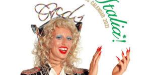 GCDS 2021 Calendar Viva L'Italia by Nadia Lee Cohen