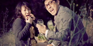 Zombie Engagement Photos Capture Undying Love