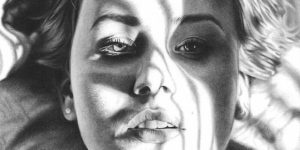 Artist Draws Extremely Realistic Drawings Using Only A Pencil