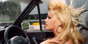 Photographer Martin Parr Captured Candid Portraits of British Drivers in 1994