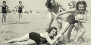 Before Bikini: Cool Photos of Women in Swimsuits From the 1930s