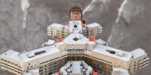 Weird Russian Architecture Comes Into Bizarre Fashion