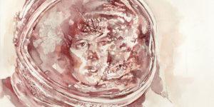 Winerelle Painting: Amazing  Wine Arts by Sanja Jankovic