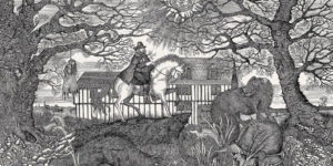 Sin Eater: Illustrations from The Heart of The Herefordshire Countryside by Matthew Glover