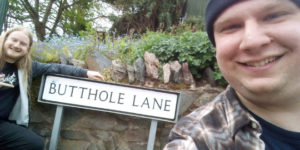 Rude Trip: Two Brothers Go On a Naughty Place Name Tour Across UK