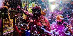 Holi – A Kolkata Experience: Colorful Photo Series By Shubhayu Dasgupta