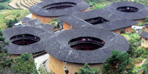 Wonderful Photos of Fujian Tulou, the Unique China's Hakka Earthen Buildings