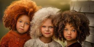 Sujata Setia Photographed Kids With Incredible Hair