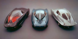 The Cars That Money Can't Buy: 1953-1955 Alfa Romeo B.A.T. Concepts