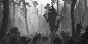 """Sketching From The Imagination"": The Dark Universe Of Konstantin Kostadinov"