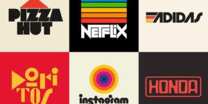 Lettering Artist Rafael Serra Creates Popular Logos in A Vintage Spirit