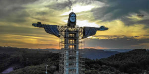 Brazil Building New Jesus Statue Taller than Christ the Redeemer