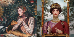 Graphic Art Between Renaissance And Modernity
