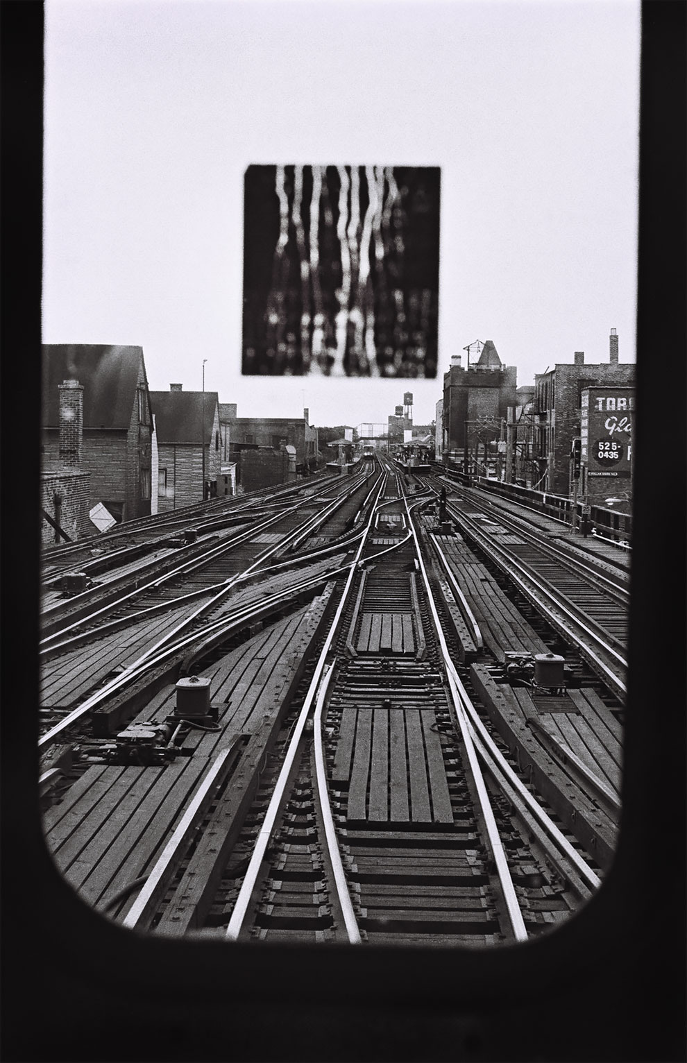 Stunning Black and White Photos of Chicago in 1988