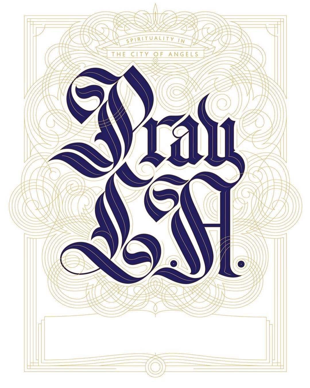 Incredible Typography Works of Jordan Metcalf