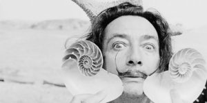 """One Day with Salvador Dalí"": A Surreal Photo Shoot of Salvador Dalì in His Seaside Villa, 1955"