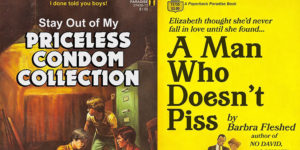 This Artist Photoshops Old Paperback Books With Ridiculous Titles