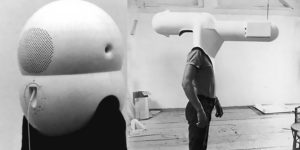 Walter Pichler's Futuristic Visions from the '60s