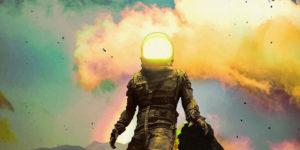 """Spaced Out"": The Superb Space Filled Digital Artworks of Leslie Ann"