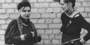 Amazing Photographs Capture Punk Scenes in East Germany During the 1980s
